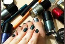 Mix of the day: Catrice, Gosh, Essence, NOTD by Maestra