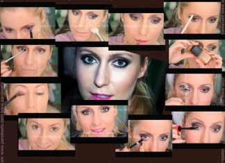 Smokey Eyes tutorial by Maestra