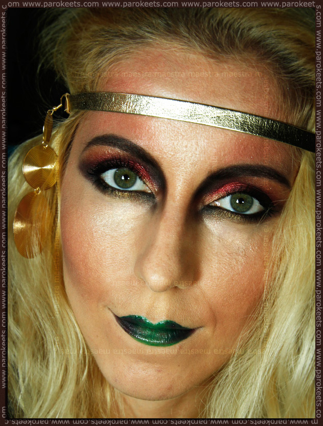 Theatre Of The Nameless inspired look by Maestra