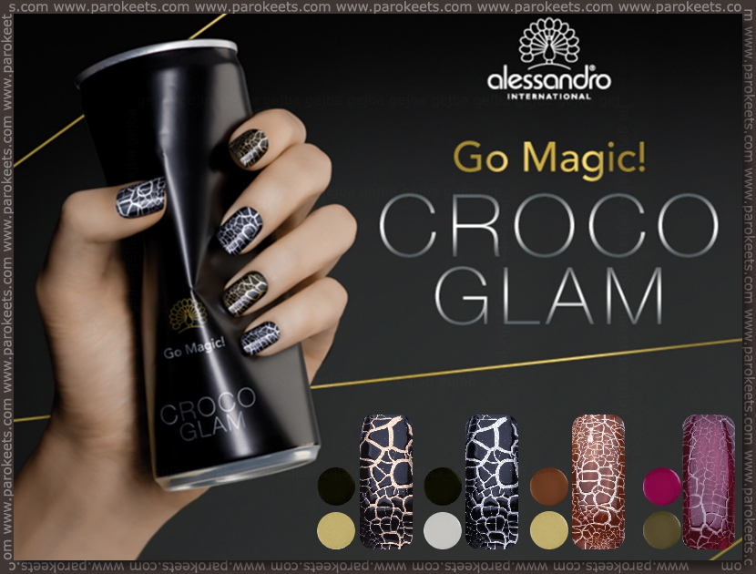 Preview: Alessandro Croco Glam