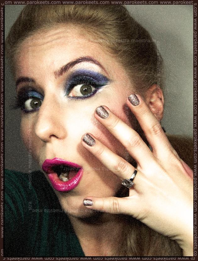 Birthday Girl Make up Look No. 2