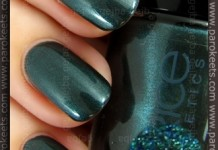 Catrice After Eight nail polish swatch by Parokeets