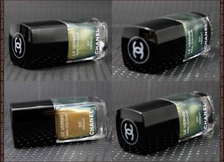 Swatch: Chanel - Peridot (2 coats)