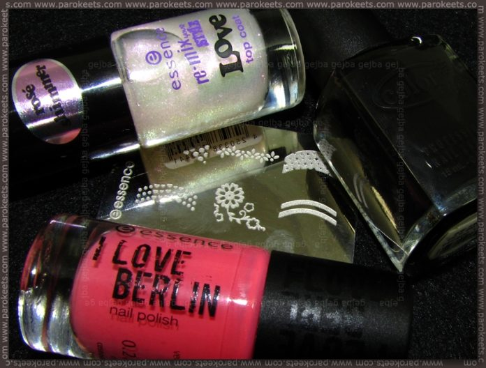 Essence Love This City - pink challenge 04
