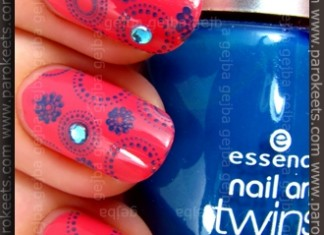 Essence Love This City pink challenge day 05 by GEJBA