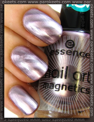 Essence Magic Wand swatch by Parokeets