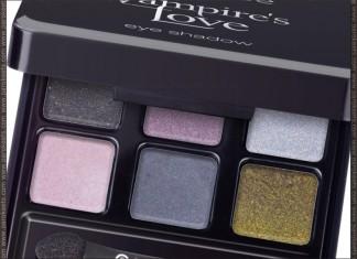 Preview: Essence Vampire's Love TE eyeshadow palette by Parokeets
