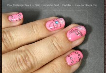Pink Challenge: Day 2 Essie - Knockout Pout by Maestra