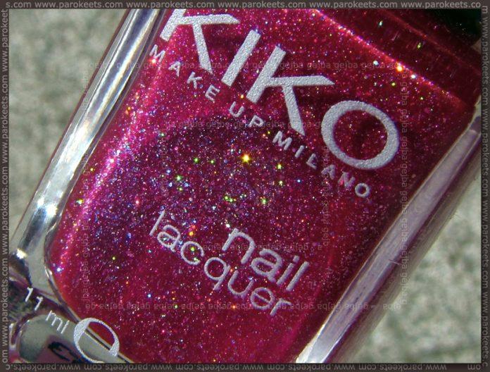 Kiko Rosso Lampone Multicolour (no. 241) by Parokeets