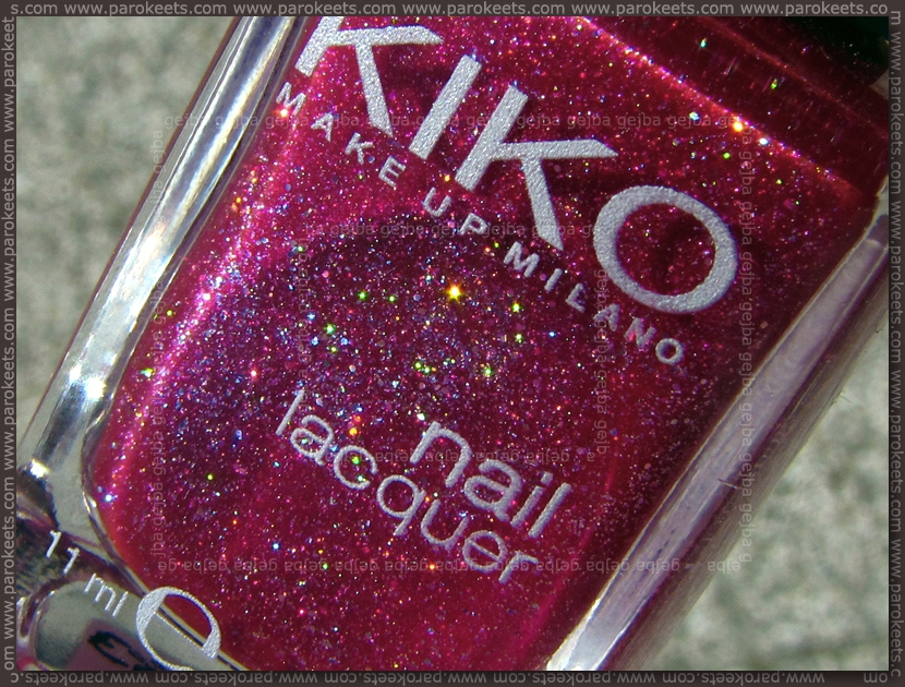 Kiko Rosso Lampone Multicolour (no. 241) by Parokeets