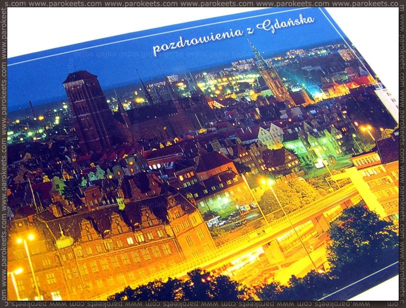 Strilinga postcard