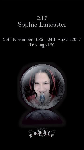 RIP Sophie
