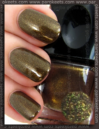 Alessandro Glam Session - Marvelicious Dream swatch
