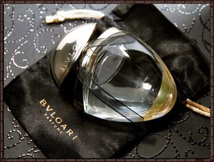 Review: Bvlgari - Mon Jasmin Noir