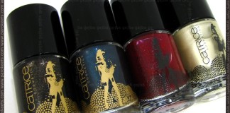 Catrice Welcome To Las Vegas LE nail polishes