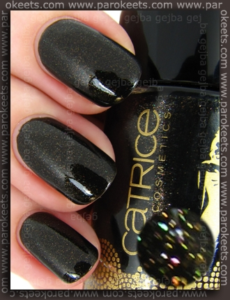 Catrice Welcome To Las Vegas - Drama Queen swatch