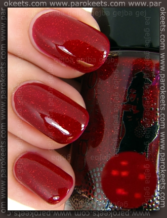 Catrice Welcome To Las Vegas - Lovely Sinner swatch