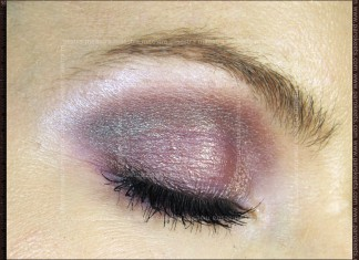 EOTD: Mysterious purple smokey by Maestra