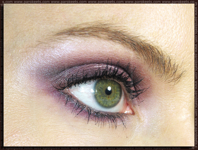 EOTD: Mysterious purple smokey by Maestra