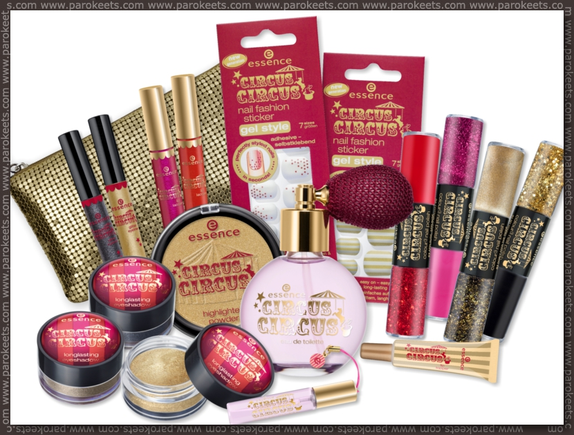 Essence Circus Circus TE preview