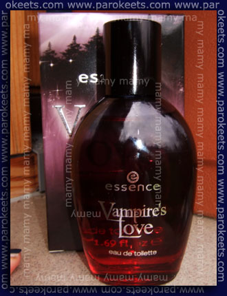 Essence Eau De Toilette Vampire's Love