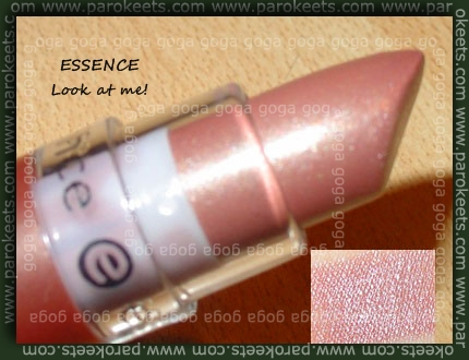 Essence Look at me! lipstick