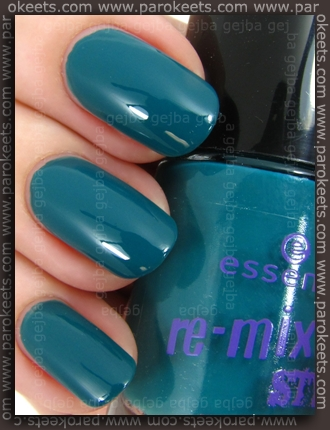 Essence Re-Mix Your Style: Show Me The Way swatch