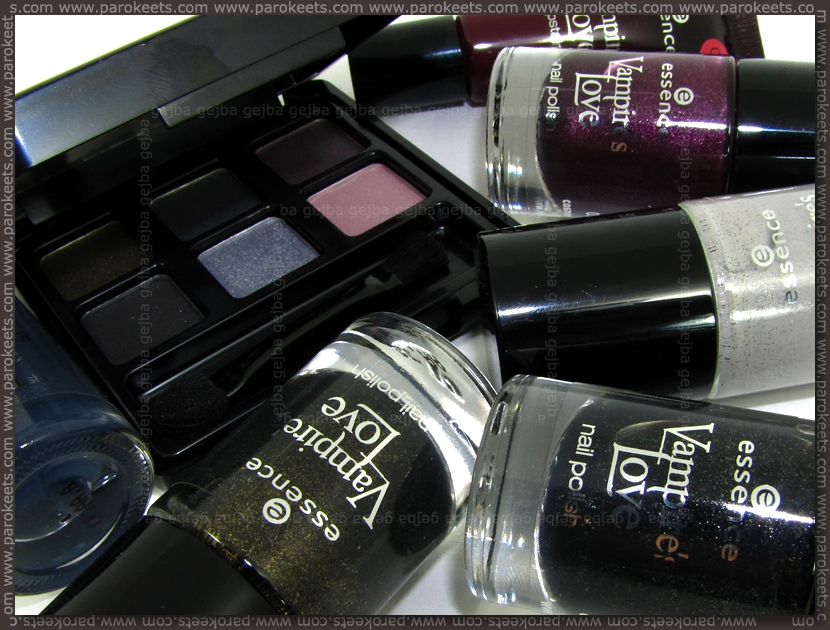 Essence Vampire's Love trend edition