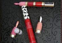 H&M - Lipglosses Fall 2011