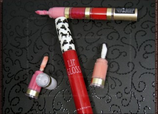 H&M - Lipglosses Fall 2011