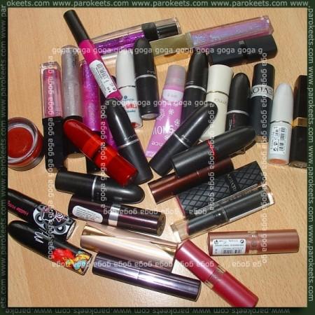 Lipsticks tag Goga