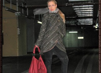 Outfit Of The Day: Desigual coat