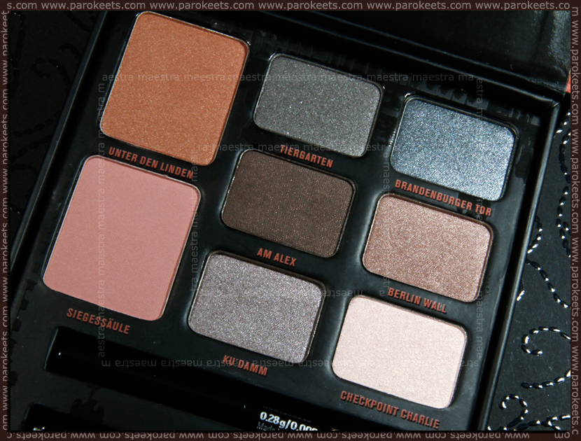 Swatch: Catrice - Big City Life LE: The Berlin Collection