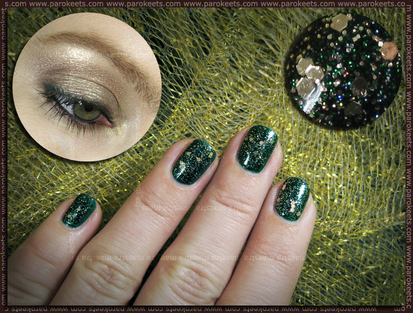 Christmas Look by Maestra
