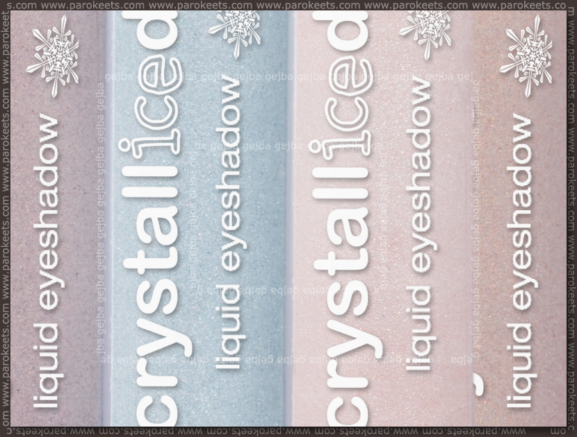 Preview: Essence Crystalliced trend edition liquid eyeshadow