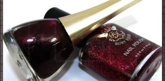 Golden Rose Paris 82 + Ruby Kisses Ruby Slippers