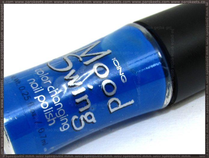 Icing Mood Swing Energized-Calm bottle
