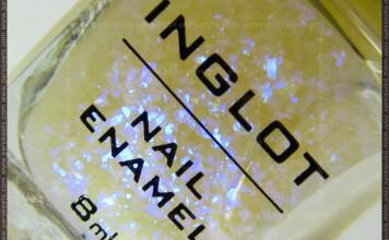 Inglot 204 nail polish bottle