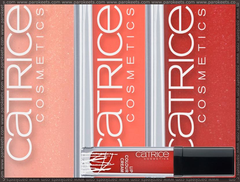 Preview: Catrice Nymphelia LE lip colour cream