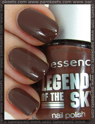 Essence Legends Of The Sky TE - I Am A Viator swatch