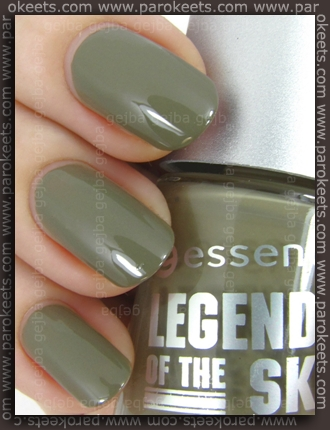 Essence Legends Of The Sky TE - Like Leo's Pilot Jacket swatch