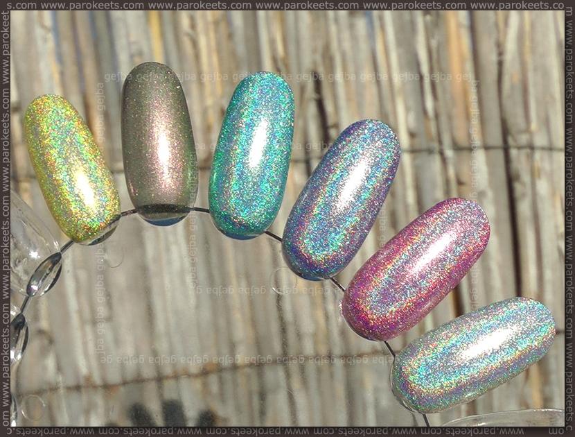 Ludurana Aurora Boreal: Superior, Admiravel, Magnifica, Supremo, Maravilhosa, Esplendido