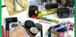 Parokeets blog - 3rd birthday giveaway