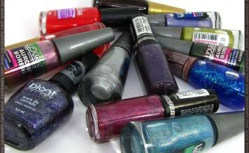 Nail polish swap Brazil 2012