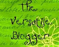 """The Versatile blogger"" nagrada"
