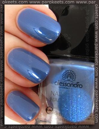 Alessandro Track Me - Blue Marine