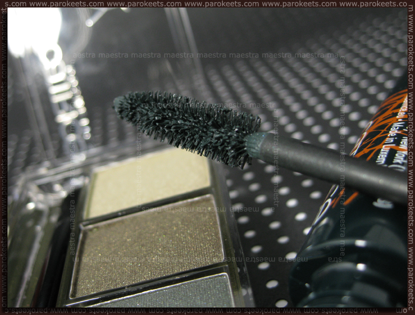 Catrice Nymphelia- Lashes To Kill black-green mascara