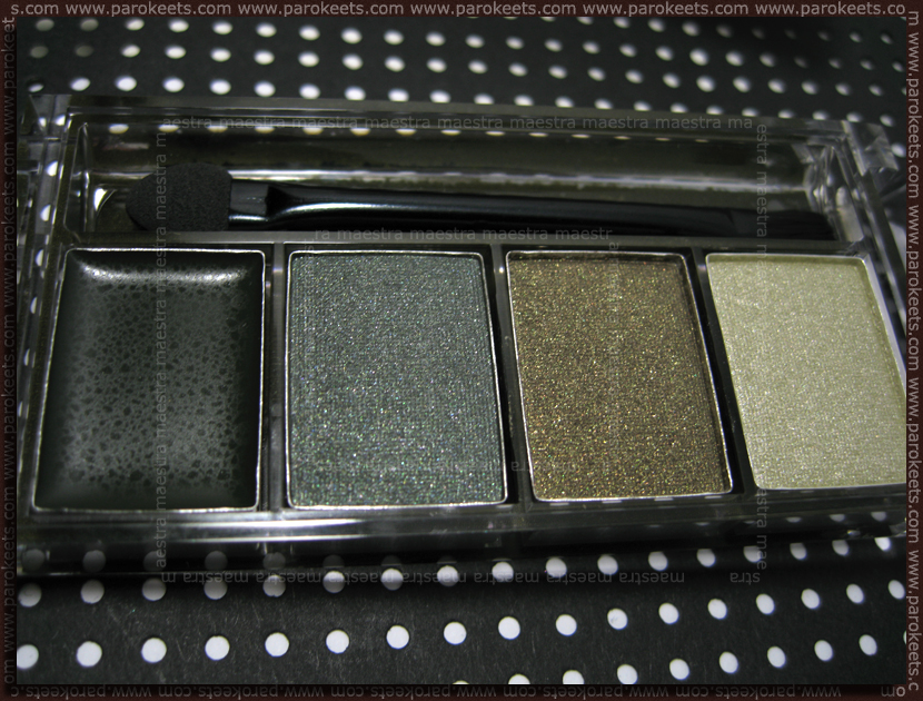 Catrice Nymphelia: Smokey Eyes Set - Love, Peas & Harmony