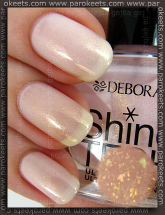 Deborah Shine Tech nail polish no. 45