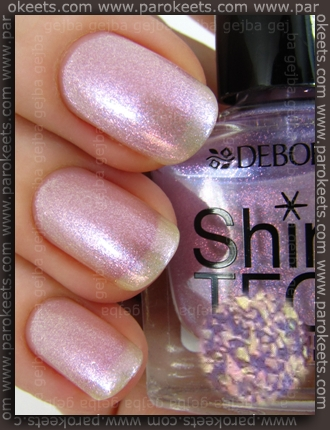 Deborah Shine Tech nail polish no. 46